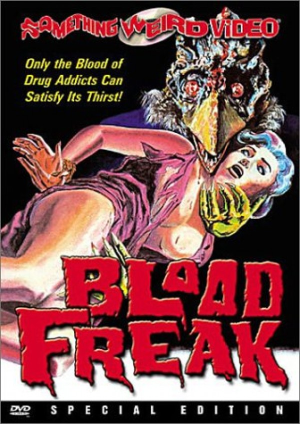 Affiche du film Blood freak