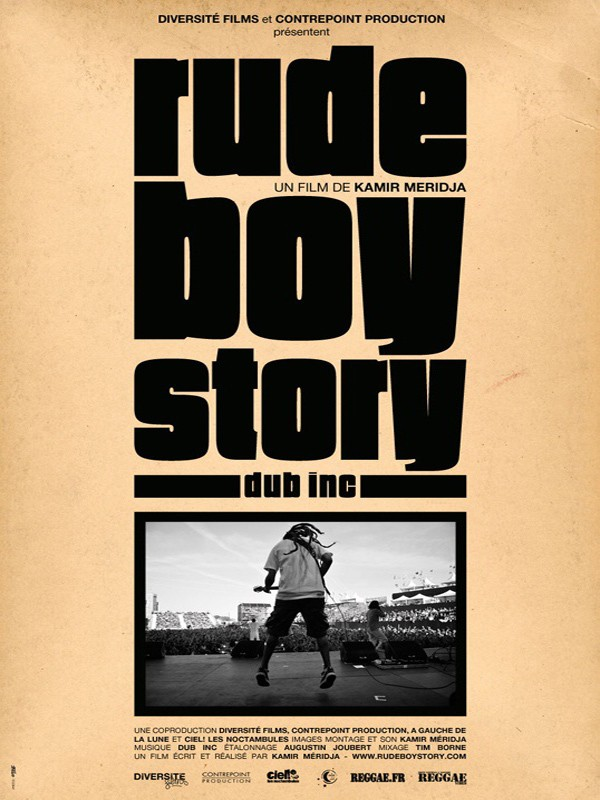 Affiche du film Rude Boy Story
