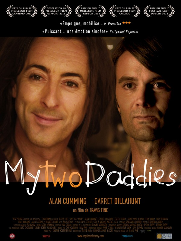 Affiche du film My Two Daddies