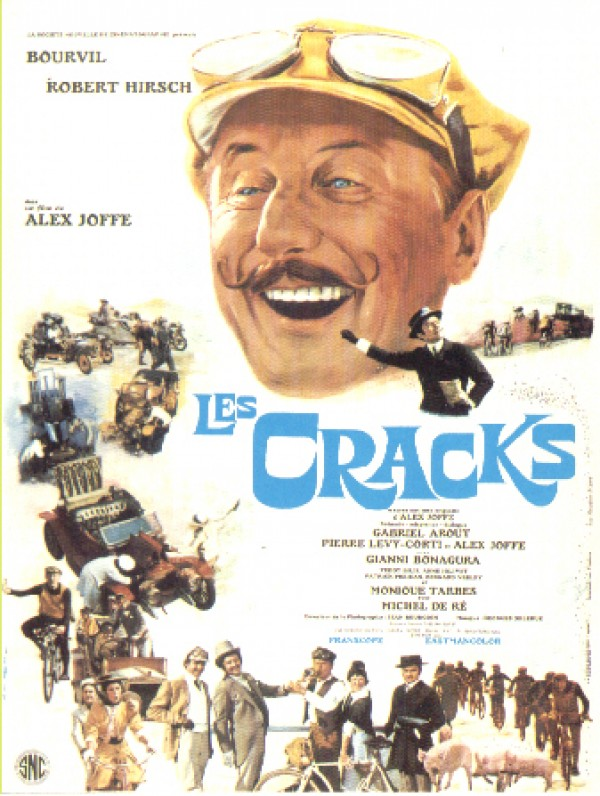 Affiche du film Les cracks