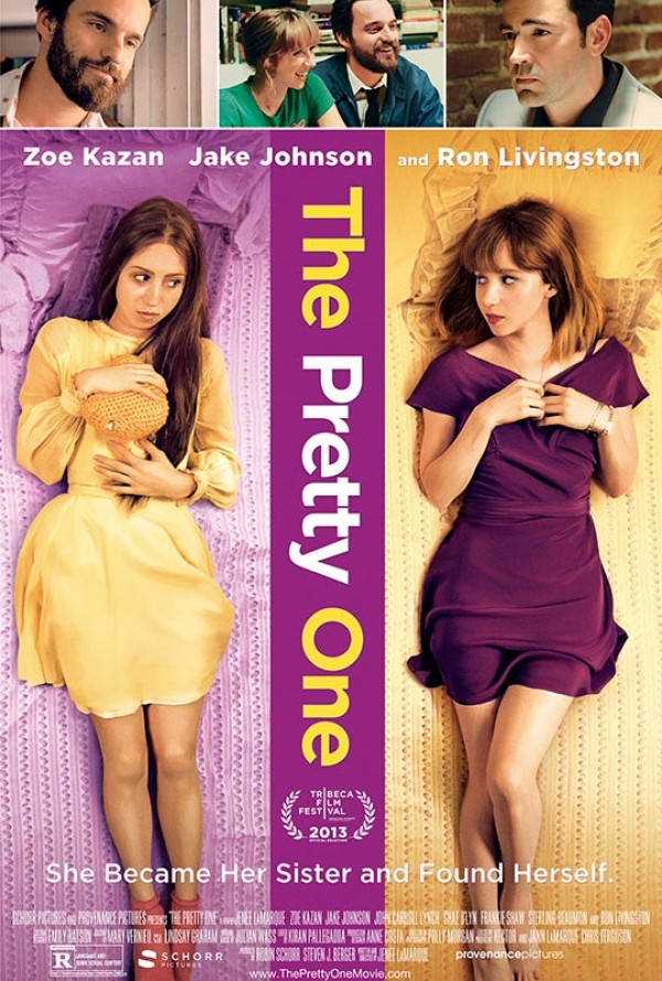 Affiche du film The Pretty One