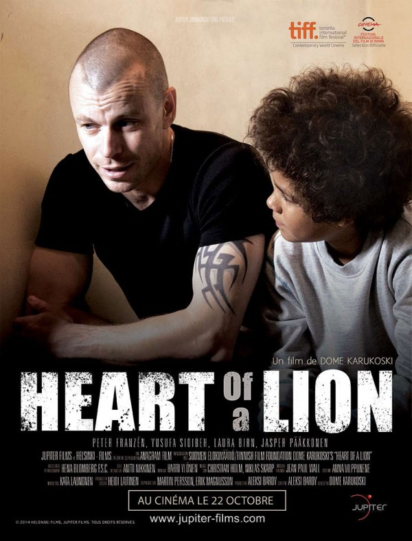 Affiche du film Heart of a Lion