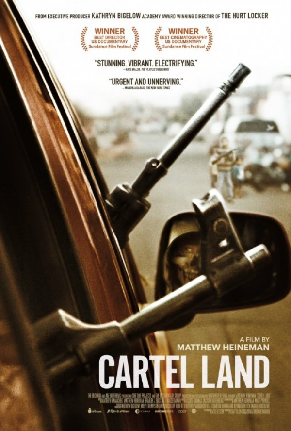 Affiche du film Cartel Land