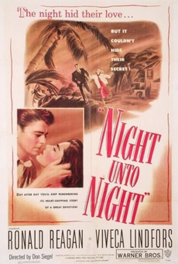 Affiche du film Night Unto Night