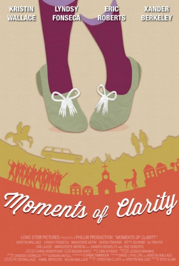 Affiche du film Moments of Clarity