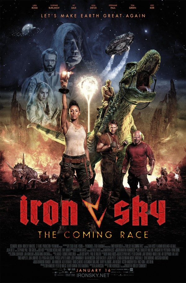 Affiche du film Iron Sky : The Coming Race