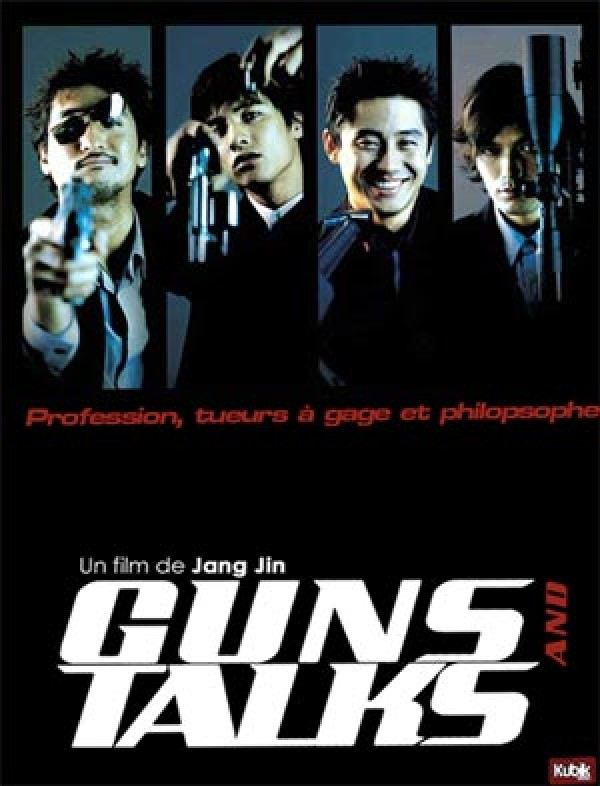Affiche du film Guns & Talks