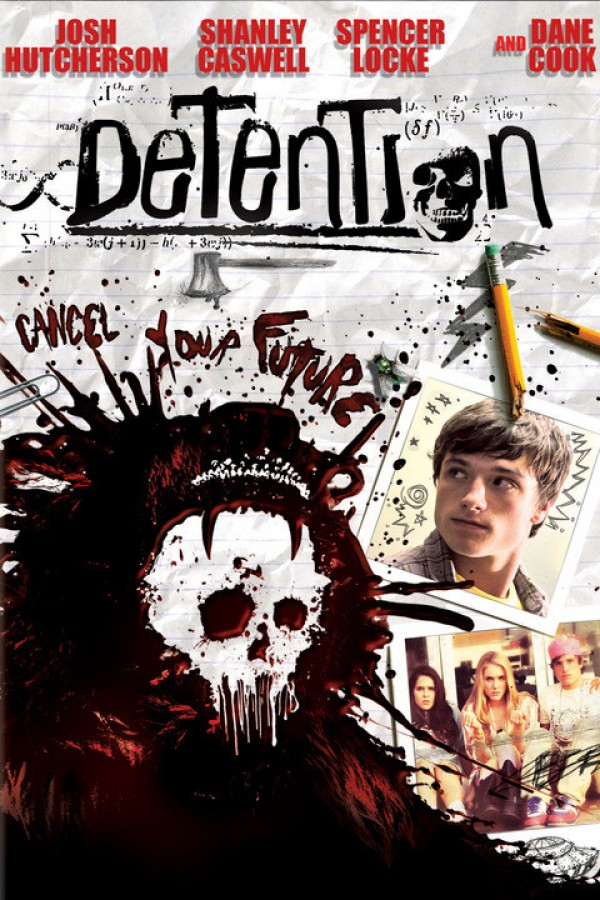 Affiche du film Detention