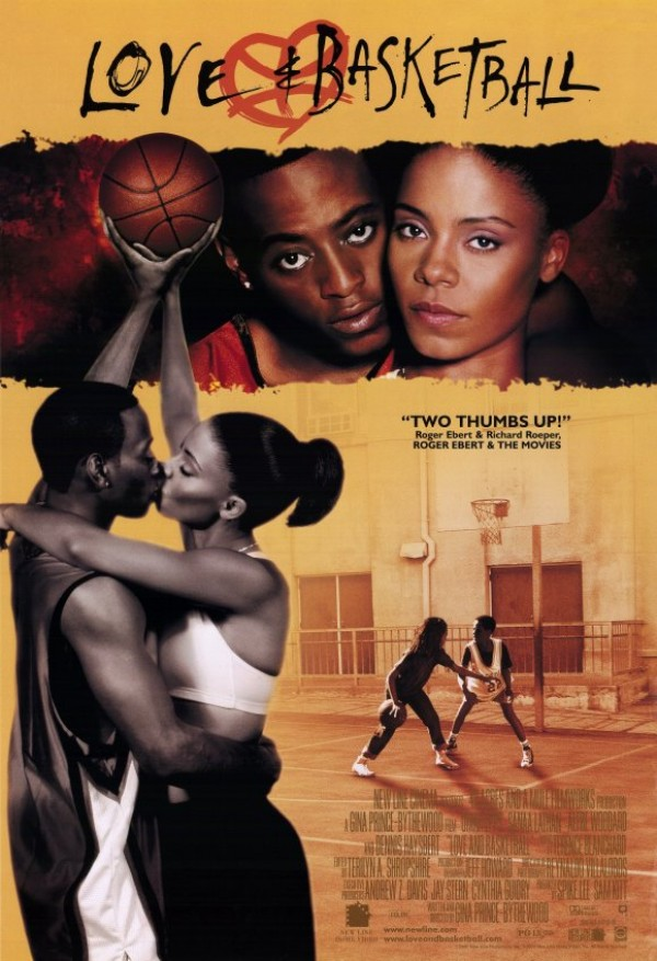 Affiche du film Love and Basketball