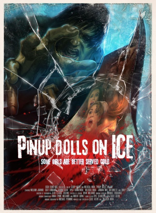 Affiche du film Pinup Dolls on Ice