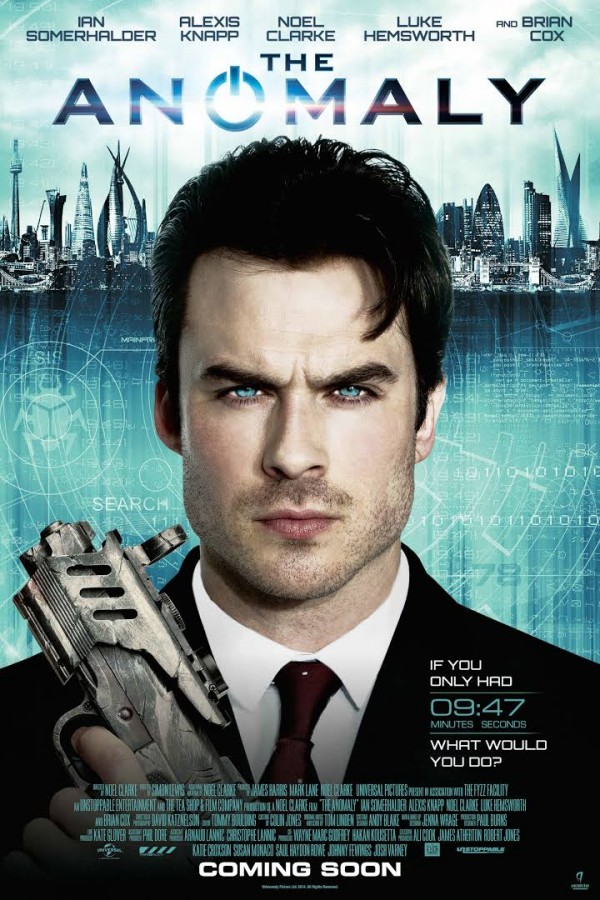Affiche du film The Anomaly