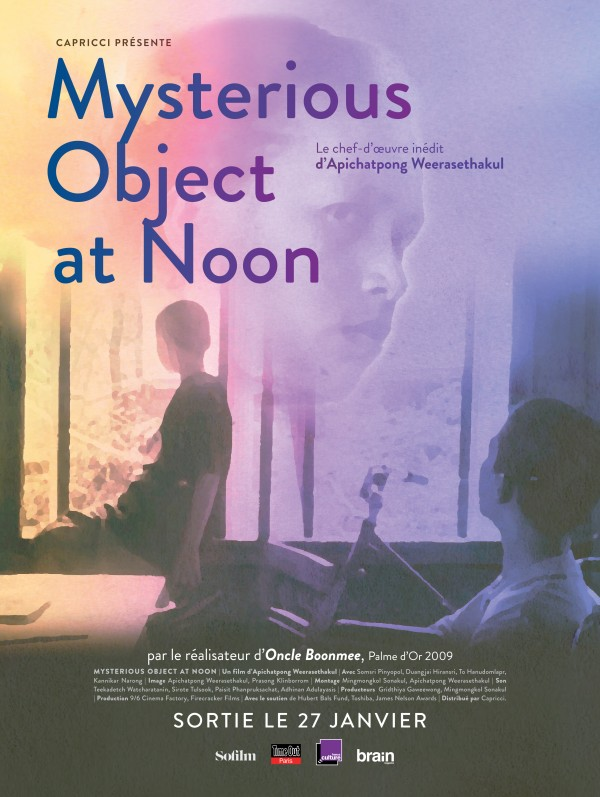 Affiche du film Mysterious Object at Noon
