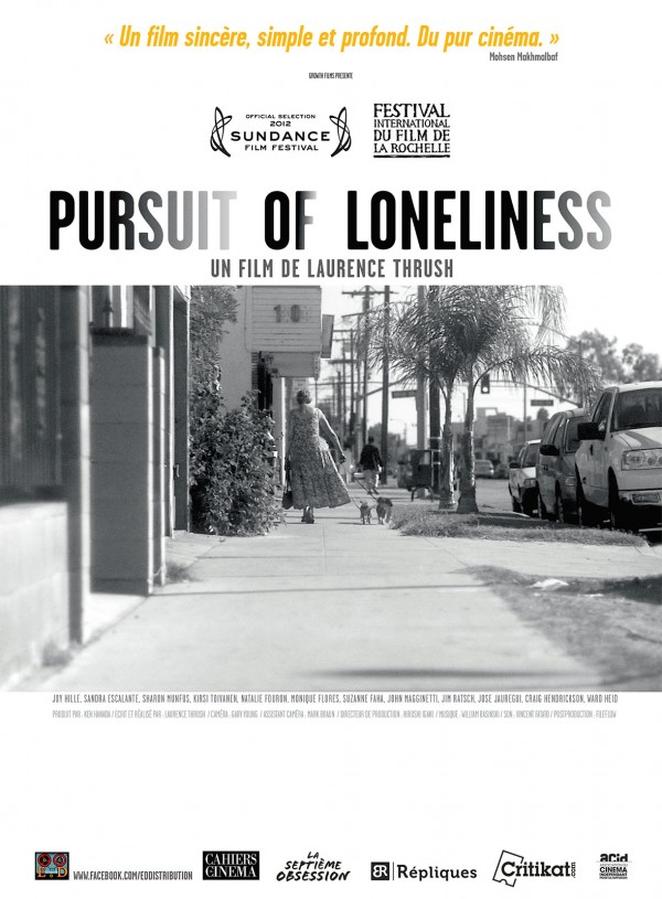 Affiche du film Pursuit of Loneliness