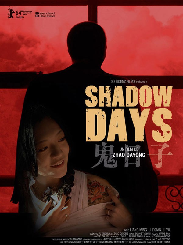 Affiche du film Shadow Days