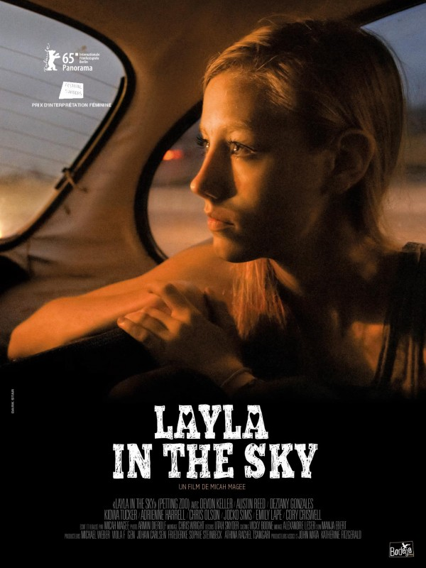 Affiche du film Layla in the sky