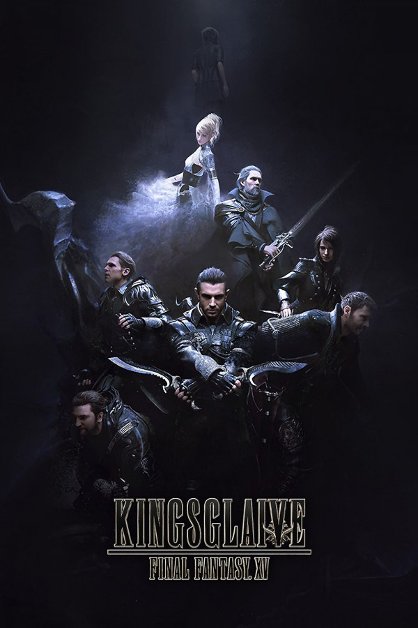 Affiche du film Kingsglaive: Final Fantasy XV
