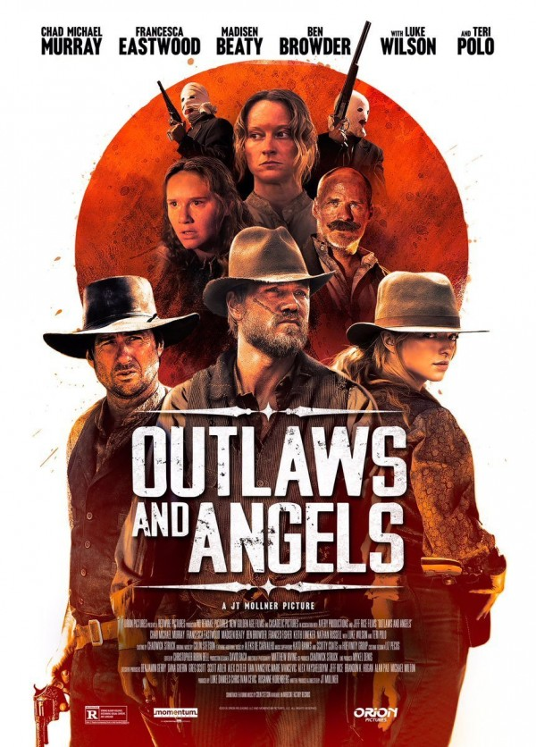 Affiche du film Outlaws and Angels