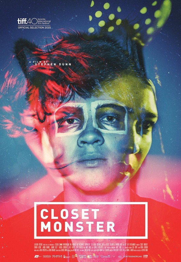 Affiche du film Closet Monster