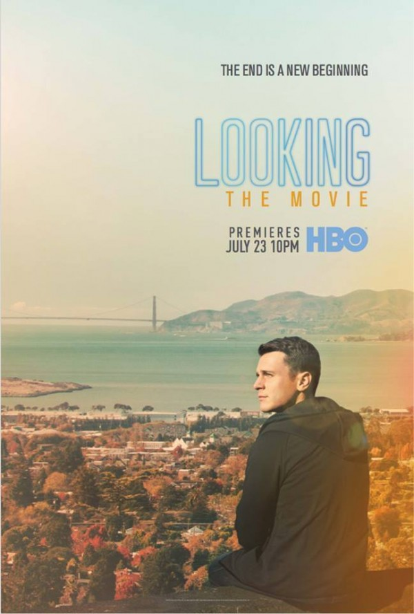 Affiche du film Looking : Le film