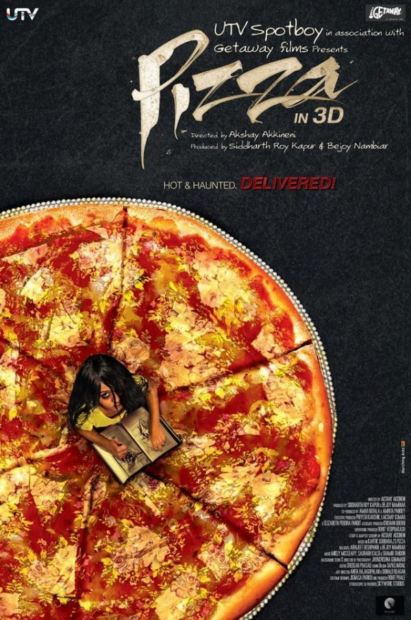 Affiche du film Pizza