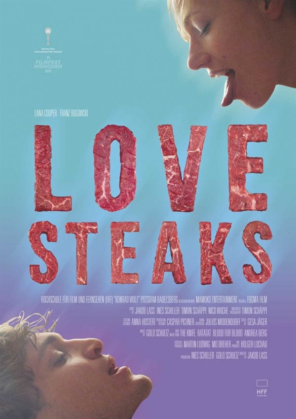 Affiche du film Love Steaks