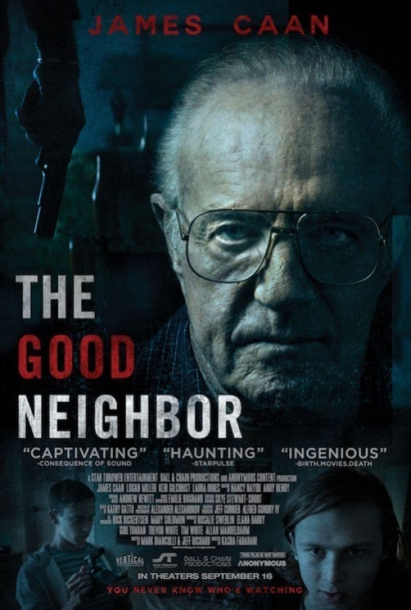 Affiche du film The Good Neighbor