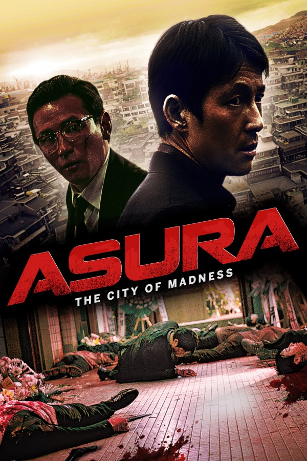 Affiche du film Asura : the city of madness