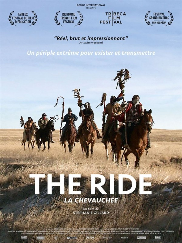 Affiche du film The Ride