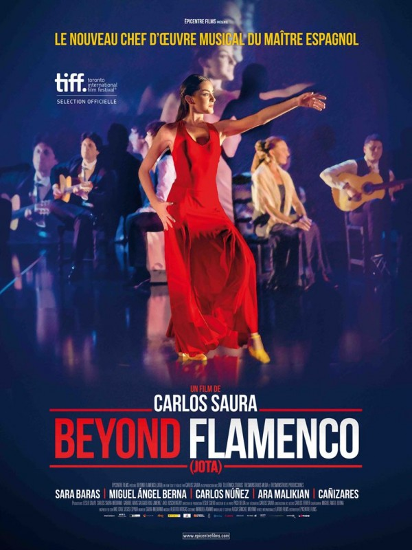Affiche du film Beyond Flamenco