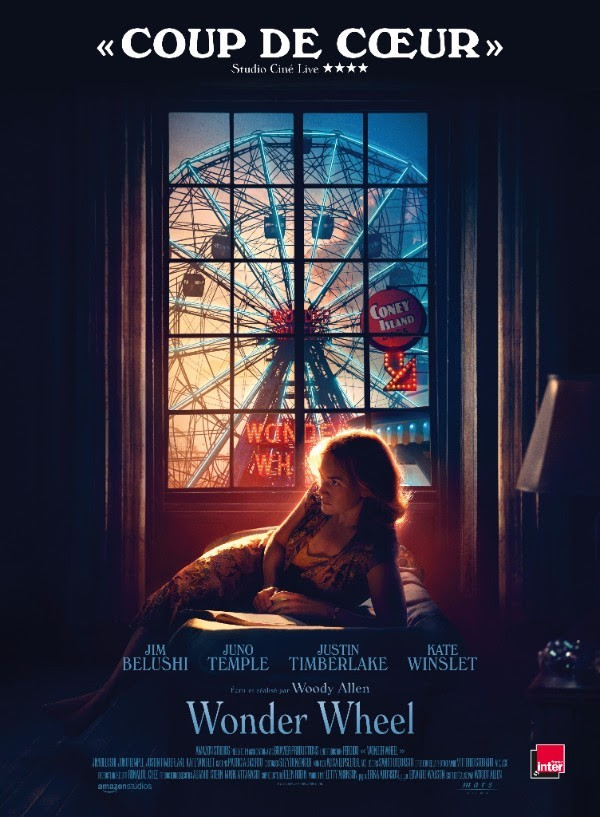 Affiche du film Wonder Wheel