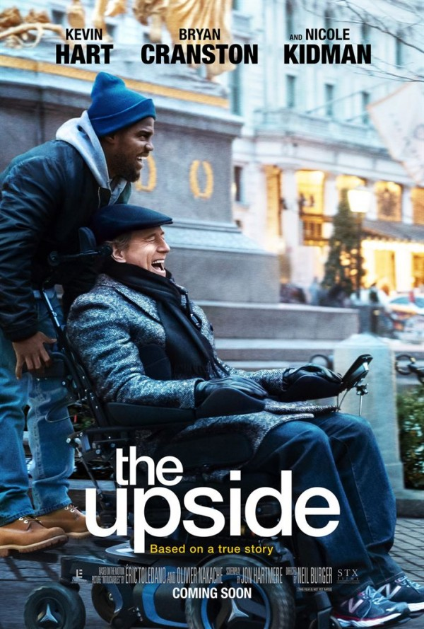 Affiche du film The Upside