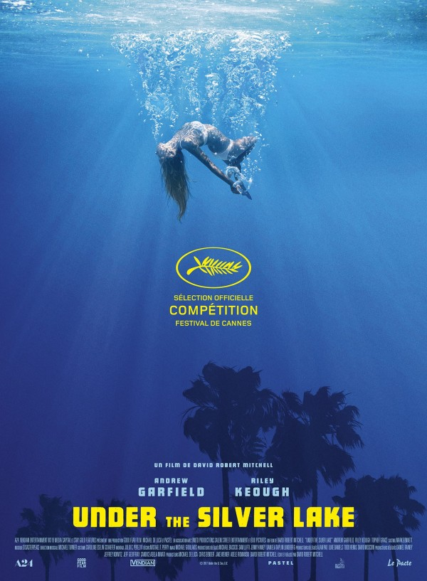 Affiche du film Under the Silver Lake