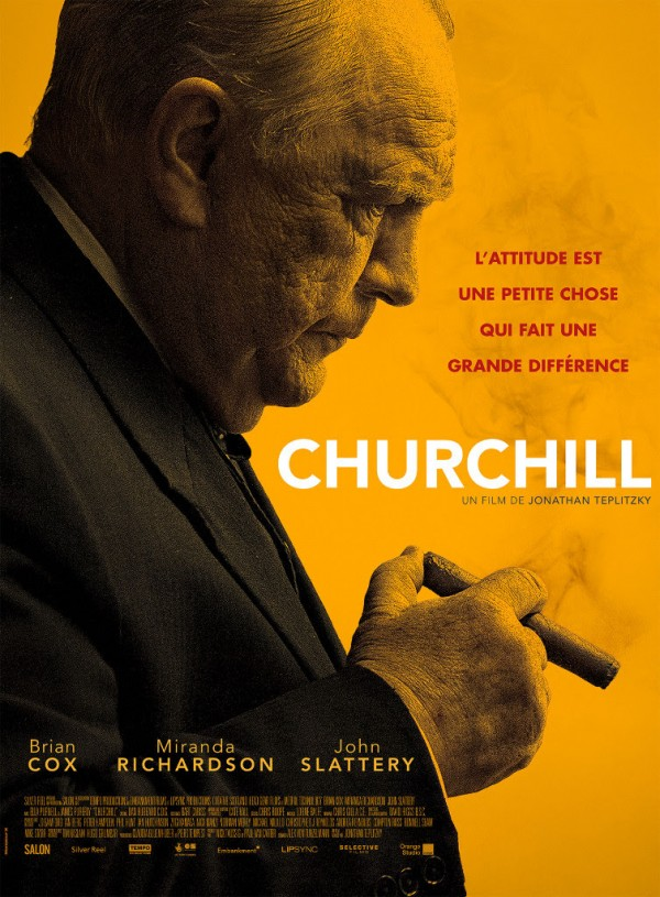 Affiche du film Churchill