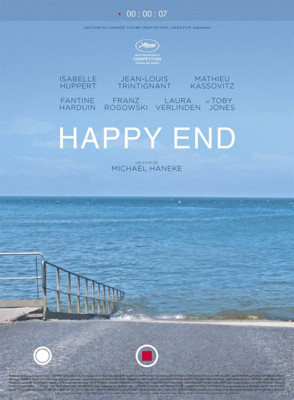 Affiche du film Happy End