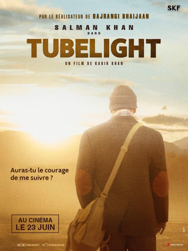 Affiche du film Tubelight