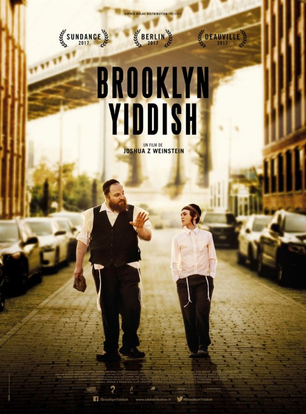 Affiche du film Brooklyn Yiddish