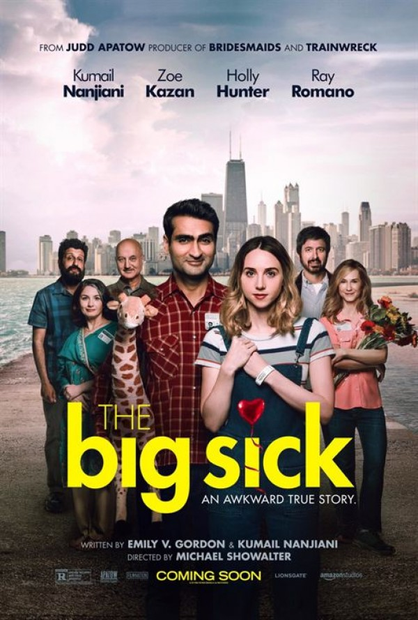 Affiche du film The Big Sick