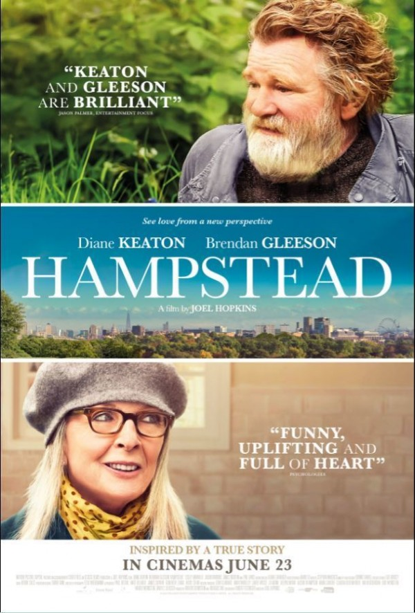 Affiche du film Hampstead