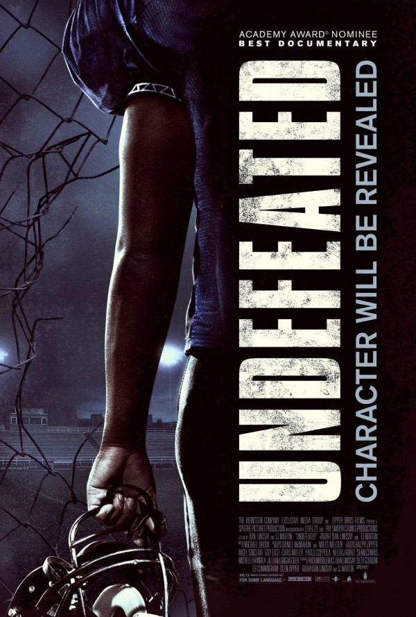 Affiche du film Undefeated