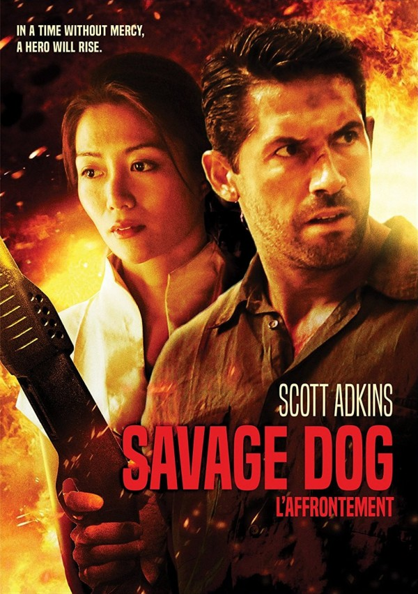 Affiche du film Savage Dog