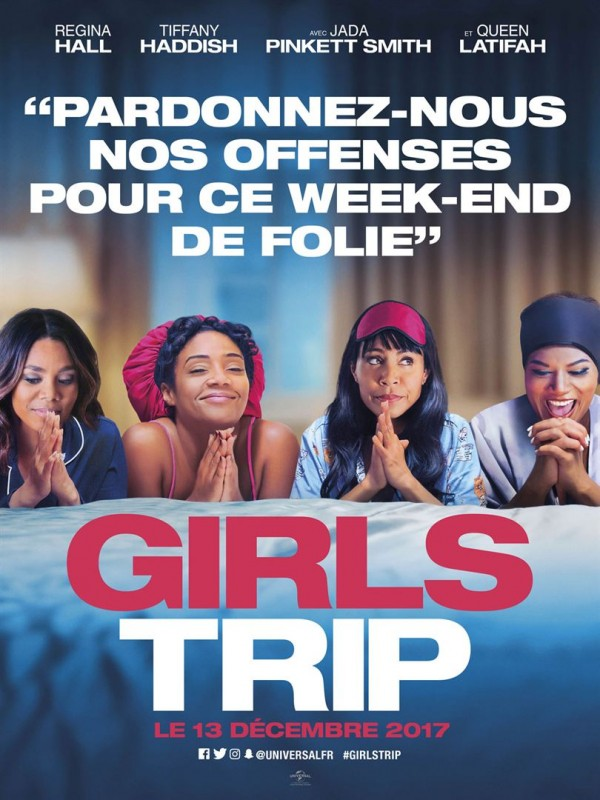 Affiche du film Girls Trip