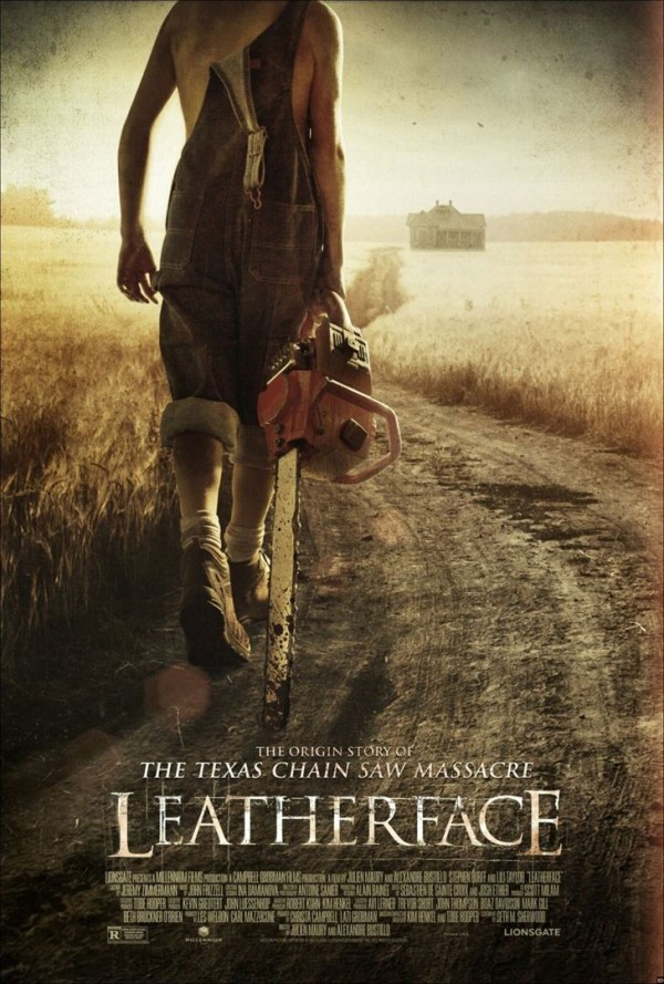Affiche du film Leatherface