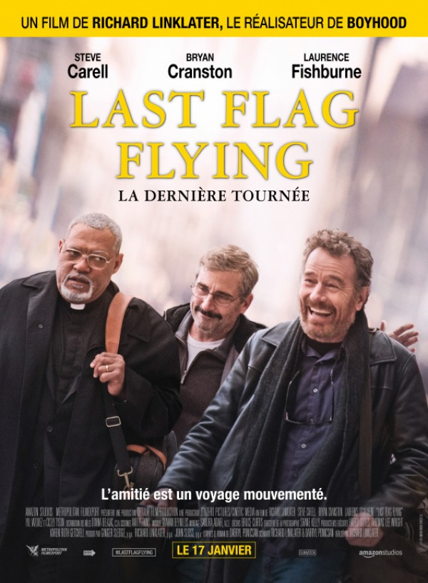 Affiche du film Last Flag Flying