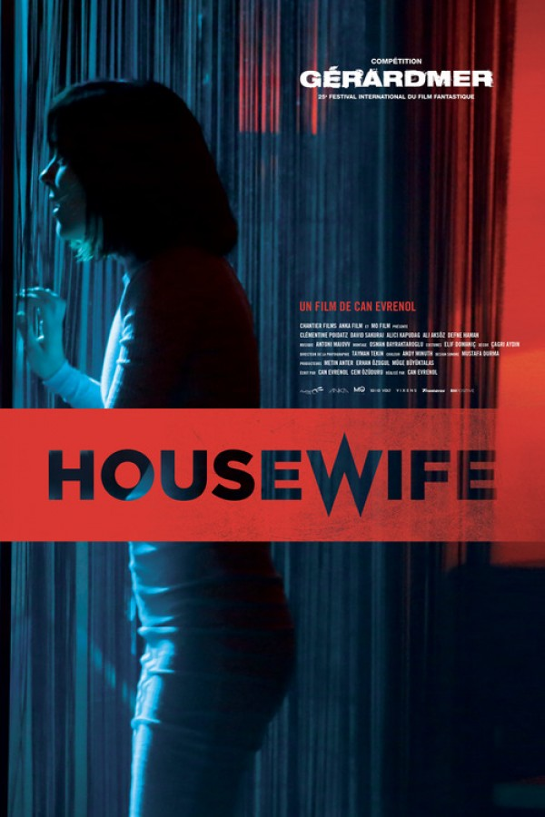 Affiche du film Housewife