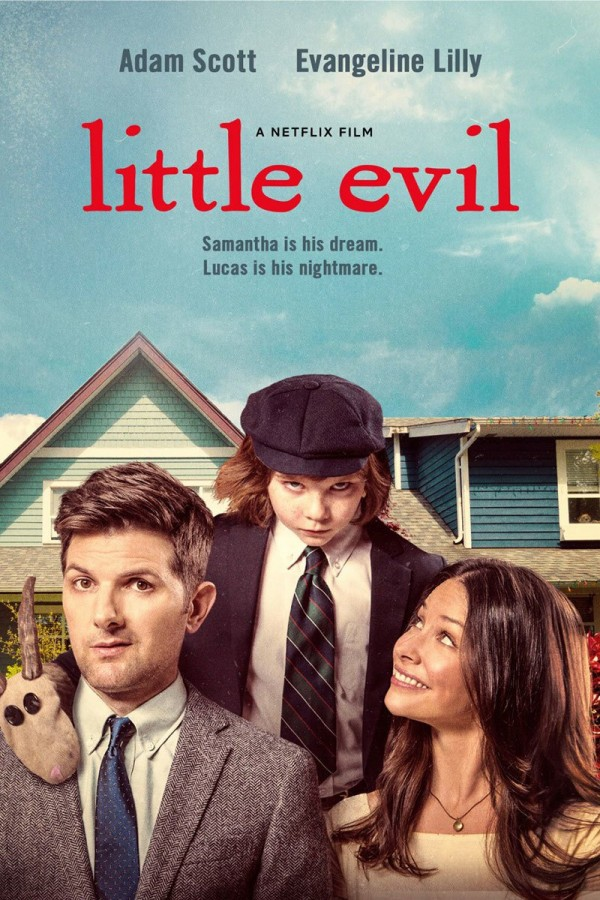 Affiche du film Little Evil