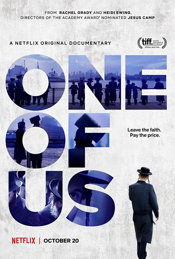 Affiche du film One of Us