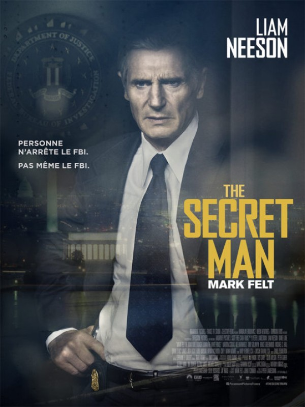 Affiche du film The Secret Man - Mark Felt