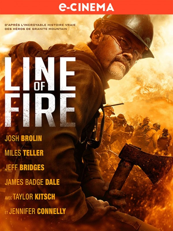 Affiche du film Line of Fire