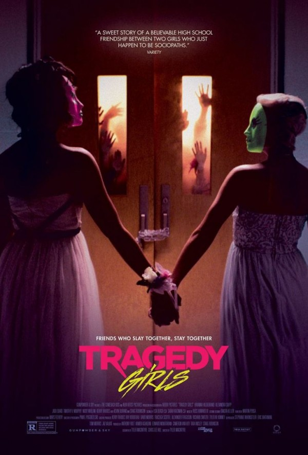 Affiche du film Tragedy Girls
