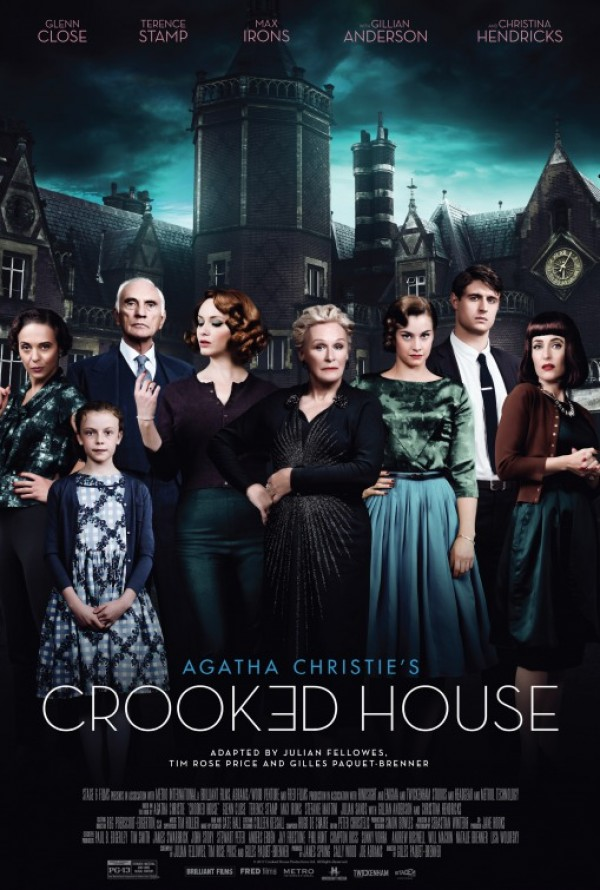 Affiche du film Crooked House